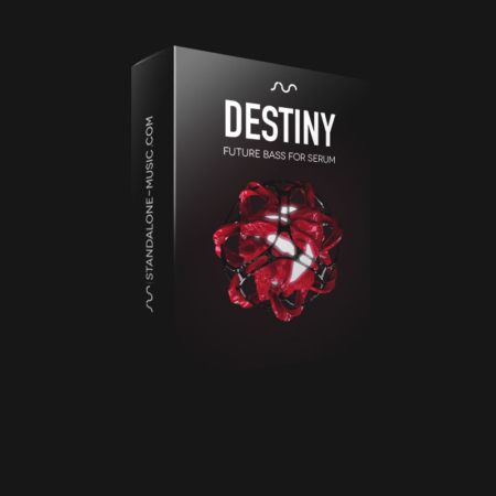 Destiny Future Bass Presets for Serum
