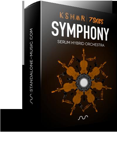 SYMPHONY - Serum Orchestra By KSHMR & 7 SKIES