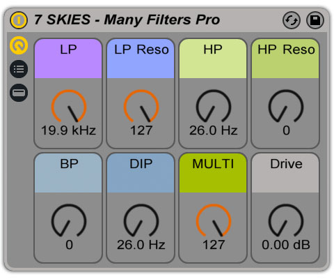 Free Ableton Racks - RAKT Fx Vol 1 By 7 SKIES | Standalone-Music