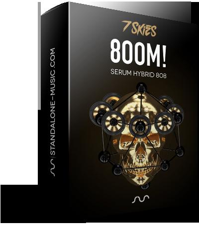 808 Serum Presets - 8OOM by 7 SKIES | Standalone-Music